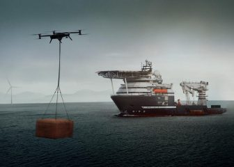 Norway launches drone cargo project- unmanned helicopters