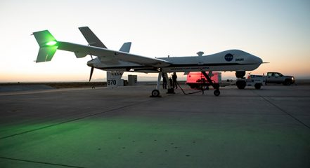 large unmanned aircraft